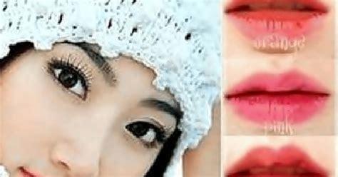 Odbo Liptint Lip Gloss Korea jual grosir murah jual liptint odbo murah