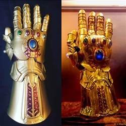 Infinity Gauntlet Glove Rule The Universe With A 3d Printed Infinity Gauntlet