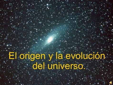 el origen del universo 848441891x cmc 1 186 el origen y la evolucion del universo