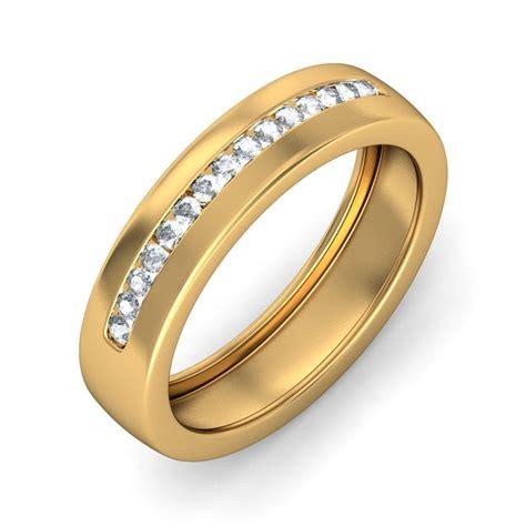 pics for plain gold ring for gold ring diamantbilds