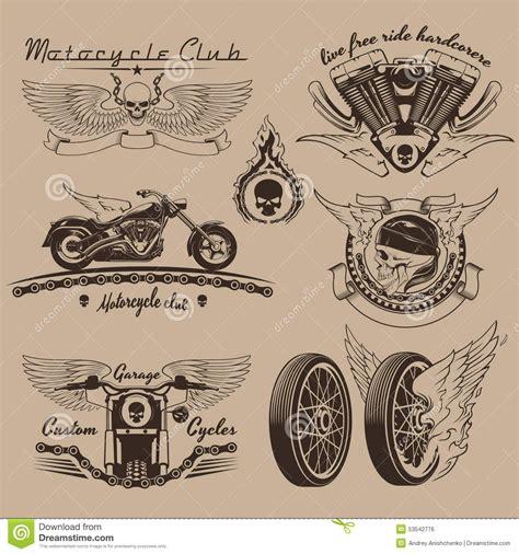 Motorrad Classic Design by Vintage Motorcycle Tattoo Designs Vintage Motorcycle