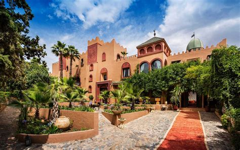 A Place In Marrakesh For Richard Branson To Visit by Richard Branson Has A Ridiculously Amazing Resort In