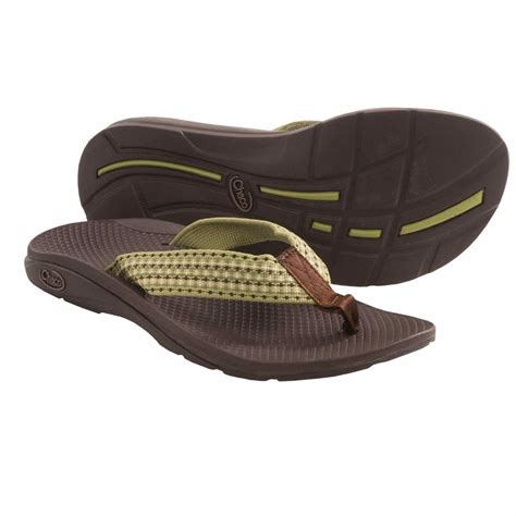 12 Flip Flops by Womens Chaco Flip Ecotread Flip Flops Sz 7 12