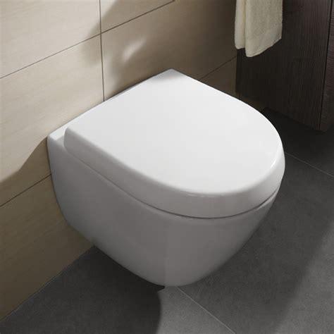 villeroy boch wc villeroy boch subway 2 0 compact wc sitz mit softclosing
