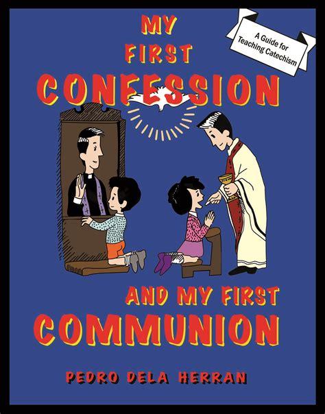my confession books children s books sinag tala publishers
