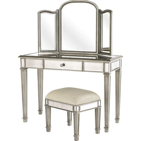 pier 1 mirrored furniture the hayworth collection chic