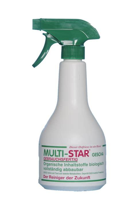 multi gescha reiniger 1 4 fertiggemisch multistar de direktvertrieb