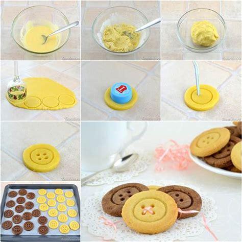 diy cookies wonderful diy button cookies