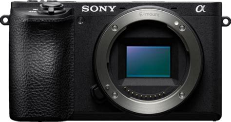 Sony A6500 Only sony alpha a6500 mirrorless only black