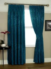Home Interiors And Gifts Inc Eton Lined 90x90 Teal Curtains