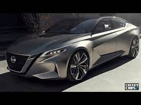 2018 nissan vmotion 2.0 concept youtube