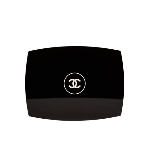 Chanel Powder Chanel Limited Edition Black Compact Powder Minaudiere For