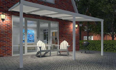 aluminium veranda aanbouw veranda aluminium wit terrasoverkapping