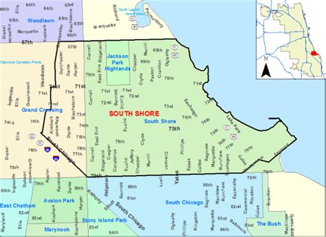 shore chicago map chicago real estate south shore homes for sale re max