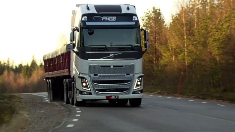 new volvo fh truck volvo trucks superior handling is the key to excellent