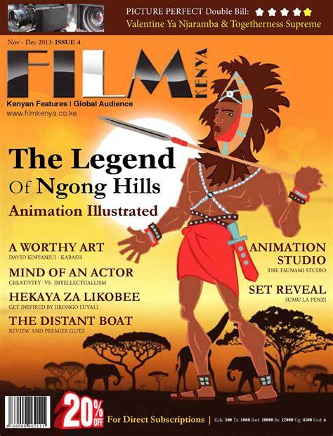 ya njaramba calam 233 o kenya features global audience