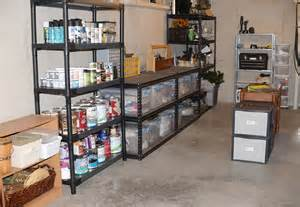 a bit of basement organization living rich on lessliving rich on less