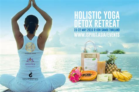 Detox Health Retreat Asia by Holistic Detox Retreat