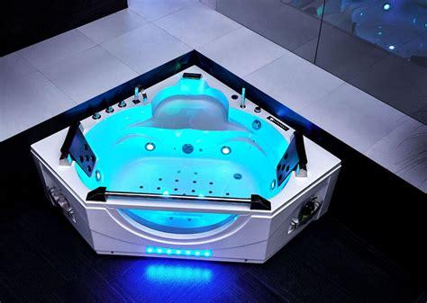 robinetterie baignoire balneo baignoire d angle spa ushuaya baignoire d angle spa 2