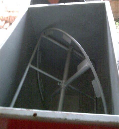 Roti Pakan Ternak mixer pakan ternak alat pengaduk pelet toko mesin madiun