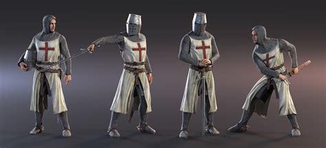 the knights templat henning kleist freiberuflicher 3d artist portfolio