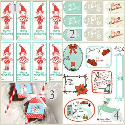 printable tags for gift baskets free printable christmas gift tags christmas printables