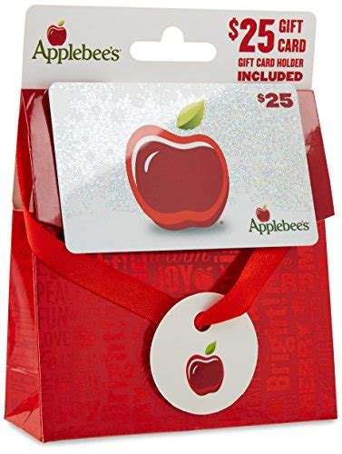 Applebees Gift Card Paypal - applebee s 50 gift card in a gift box arts entertainment party celebration giving