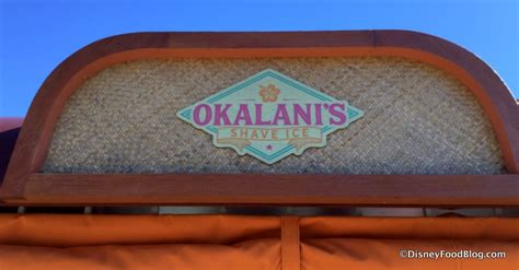 tiki hut worth aj review okalani s shave ice at disney s polynesian village
