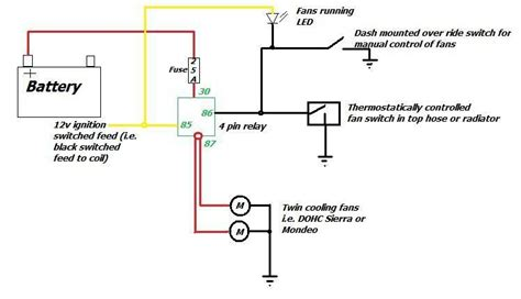 chevy cobalt cooling fan wiring diagram get free image