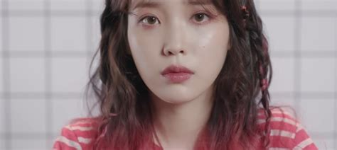 Iu Hairstyle by Iu S Palette Hairstyles From The Mv Kpop Korean Hair And