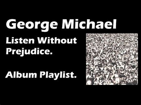 Cd George Michael Listen Without Prejudice george michael listen without prejudice vol 1 1990 album playlist by mycdmusic