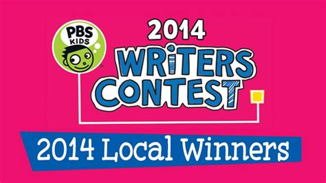 contest winners 2014 2014 pbs writers contest local winners community
