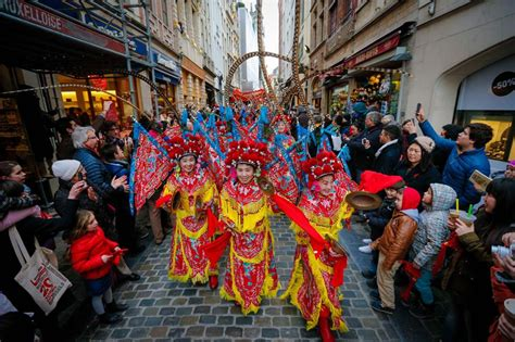 new year parade 2016 ktvu new year parade held in brussels china org cn