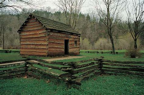 lincoln abraham replica of boyhood home