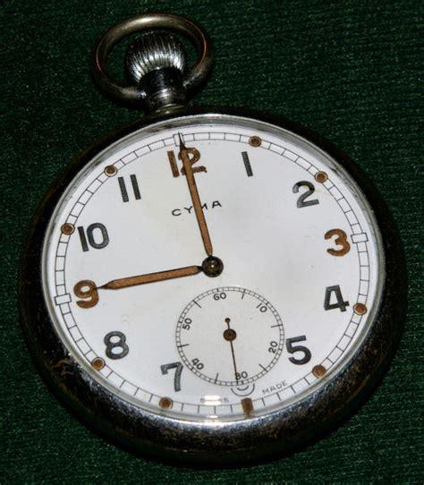 h spot pocket watches