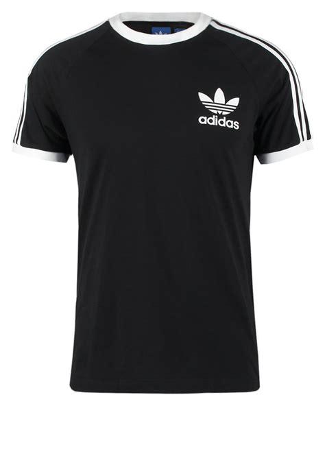Adidas Tshirt adidas originals t shirt print black zalando nl