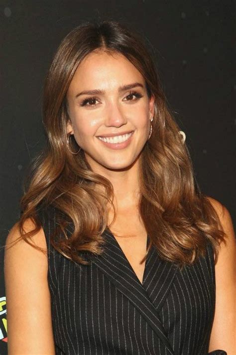 2015 new hair color for excerteinos jessica alba hair hairstyle haircut hair color trendy