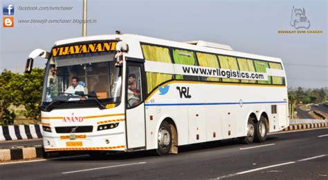 Vrl Sleeper by Vrl Volvo B9r Multiaxle Sleeper Gj18 Av 3545 Biswajit