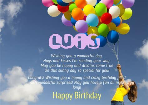 imagenes happy birthday luis birthday congratulations for luis