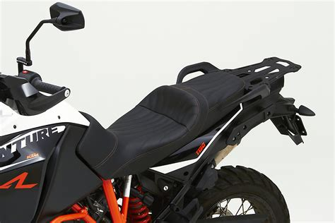 corbin motorcycle seats accessories ktm  adventure