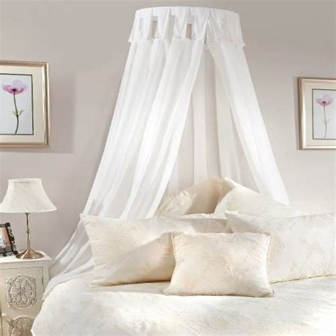 Bed Drape | bed canopy rail curtains not included net curtain 2 curtains