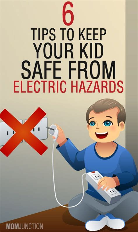 8 Tips To Childproof Your Home by Electrical Safety For And Teaching Tips