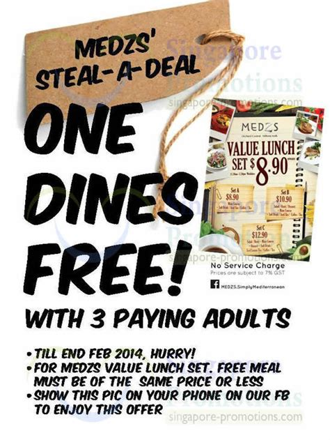 Voucher Competition 3 Way System 1 Power 26 2 Jt one dines free coupon 187 medzs buy 3 get 1 free value lunch