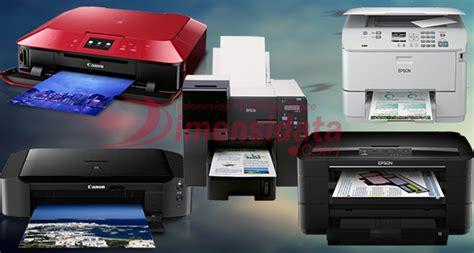 Printer Yang Bisa Fotocopy Murah rekomendasi 5 daftar printer inkjet terbaik terbaru 2018