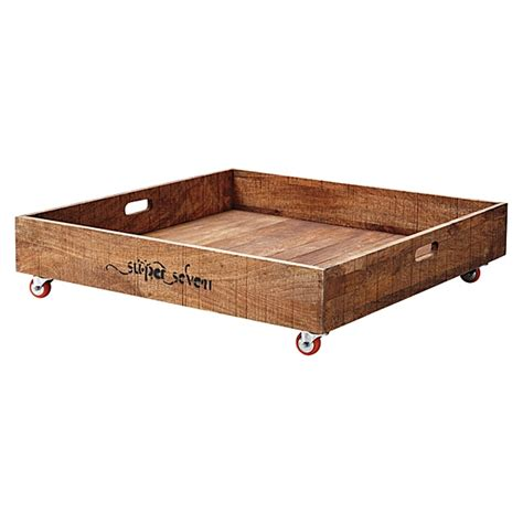 rolling bed shoe storage for the bed storage the rolling storage