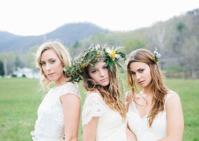 Bridal Shoots Photo Gallery by Bridal Lola Salon And Gallery Asheville Bridal Hair