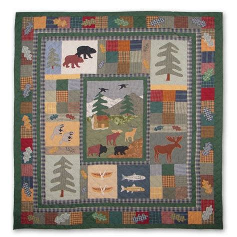 41 best images about quilts northwoods on