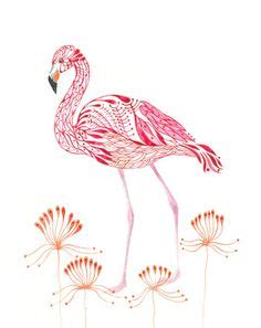 crown wallpaper flamingo pink flamingo gold crown wall art nursery kids room