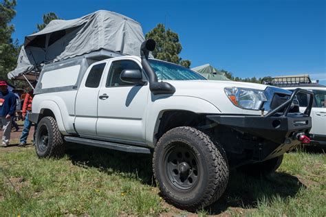 pickup truck bed toppers pickup topper becomes livable pop top habitat