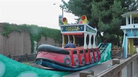 tugboat knot lucy s tugboat knott s berry farm youtube